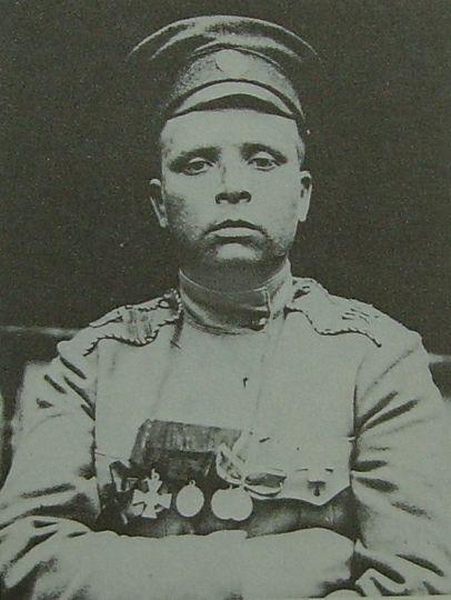 Мария Бочкарева — Русский солдат